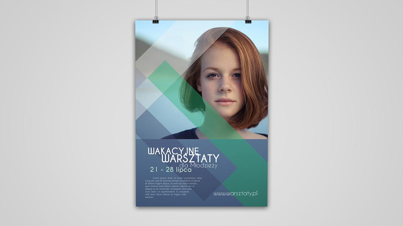 projektowanie plakatów lublin