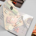 projektowanie menu